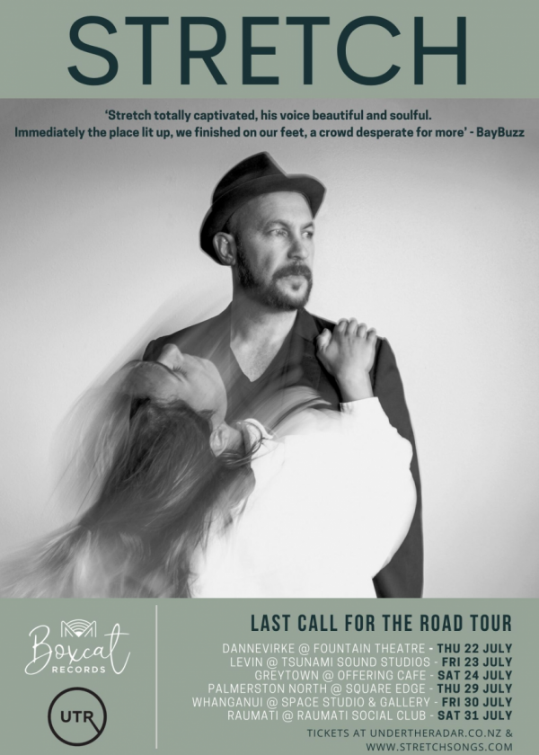 Stretch - Last Call For The Road Tour - Cancelled