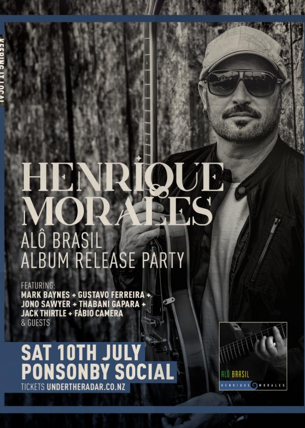 Henrique Morales Album Release Tour