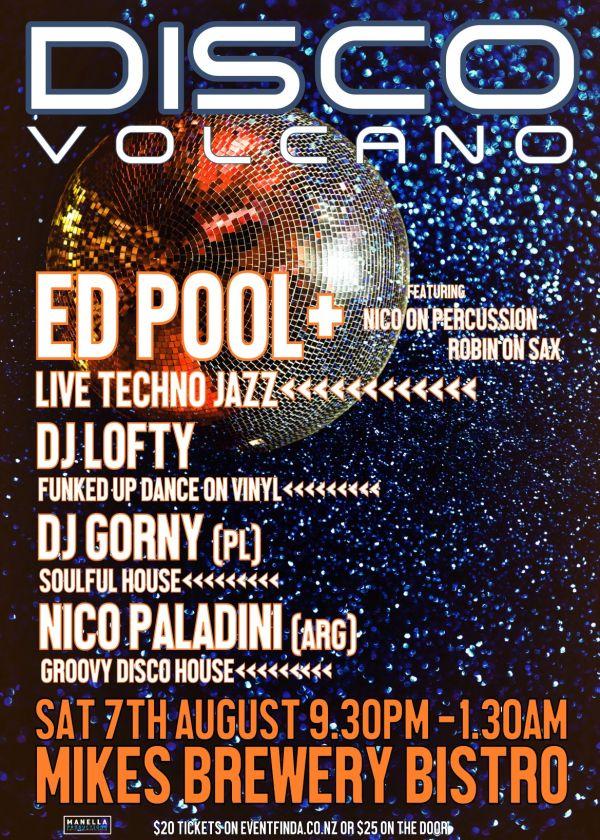 Disco Volcano