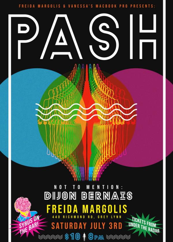 Pash, Dijon Bernais