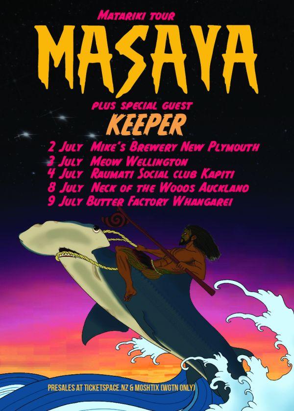 Masaya + Keeper