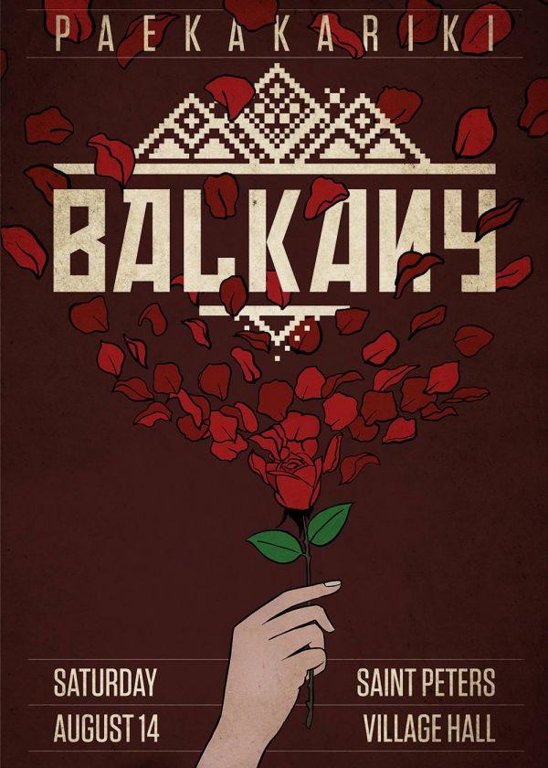 Winter Fiesta w/ Balkany