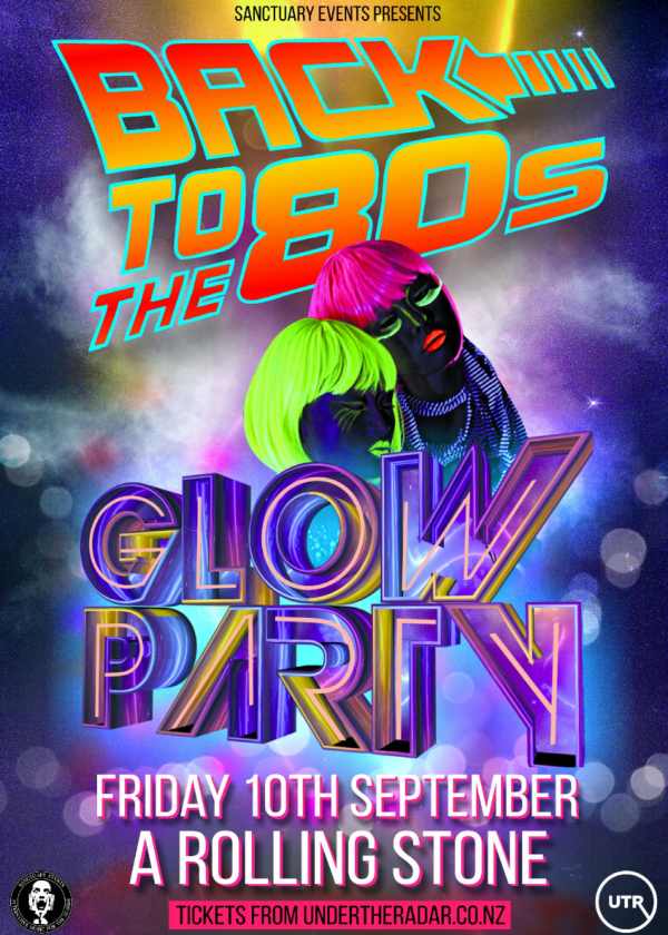 Back To The 80s - Glow Party