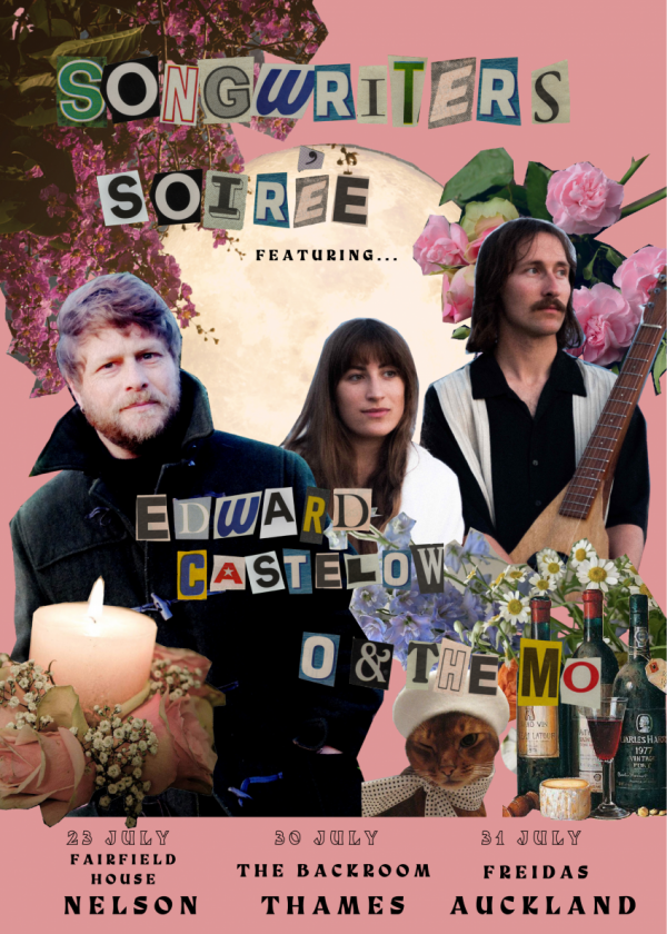 Songwriters Sorièe Ft Edward Castelow And O And The Mo