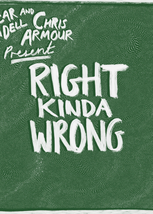 Oscar Ladell And Chris Armour 'Right Kinda Wrong' Album Release