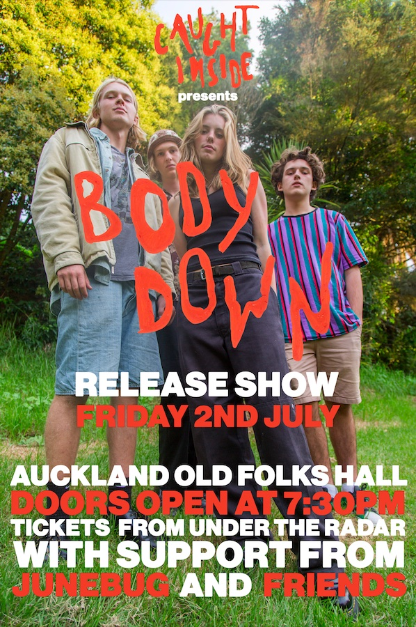Body Down Release Show