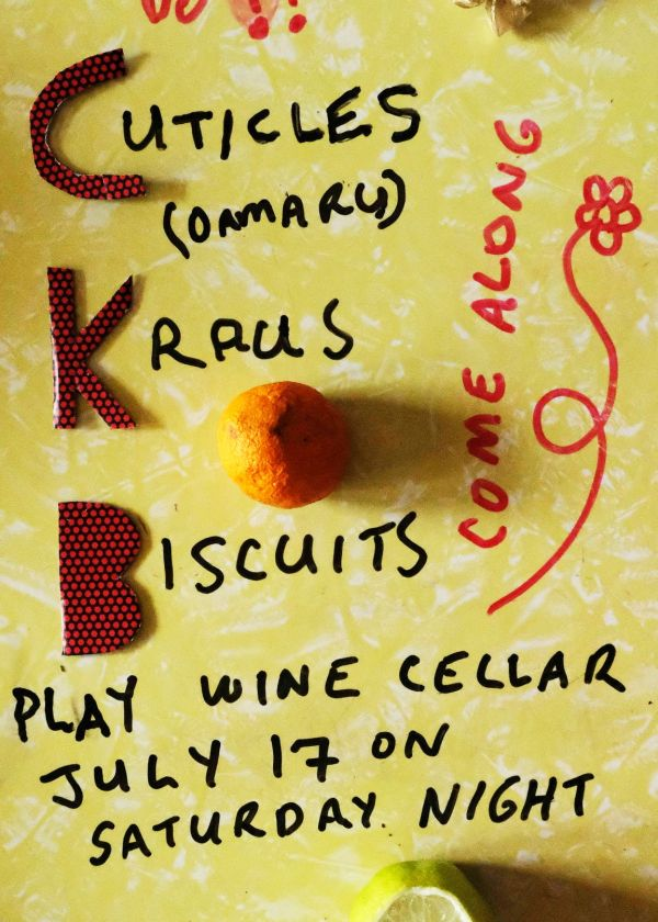 Cuticles, Kraus, The Biscuits