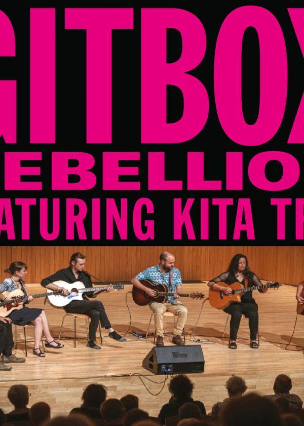 Gitbox Rebellion Featuring Kita Trio Cancelled