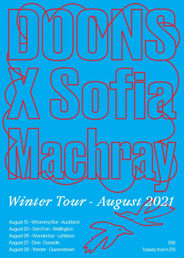 Doons X Sofia Machray Winter Tour - Cancelled