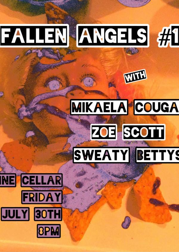 Mikaela Cougar - Fallen Angels #1