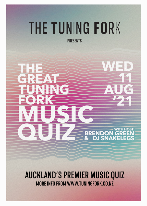 The Great Tuning Fork Music Quiz