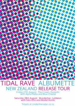 Tidal Rave 'Albumette' Tour w/ Model Home and Solo Ono