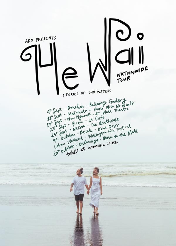 Aro - He Wai EP Release Tour - Cancelled