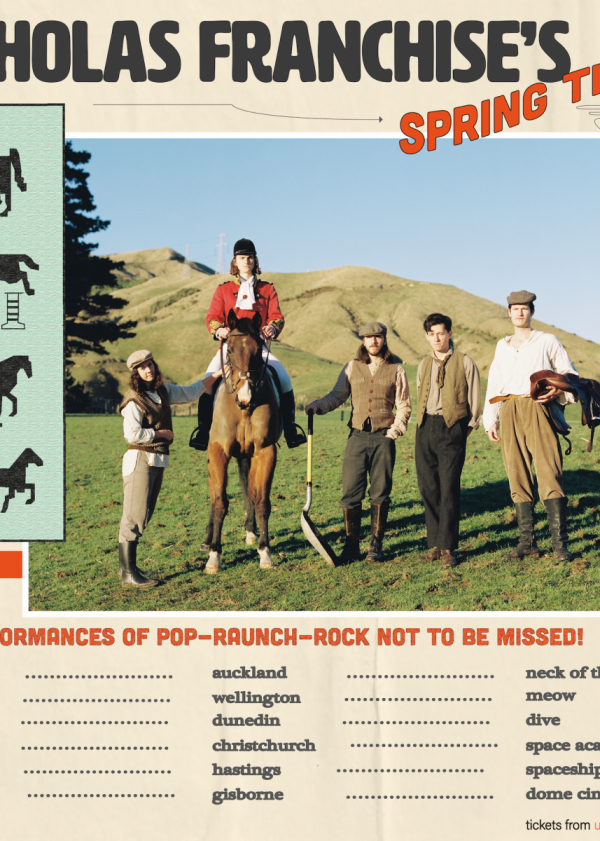 nicholas Franchise's Spring Trot