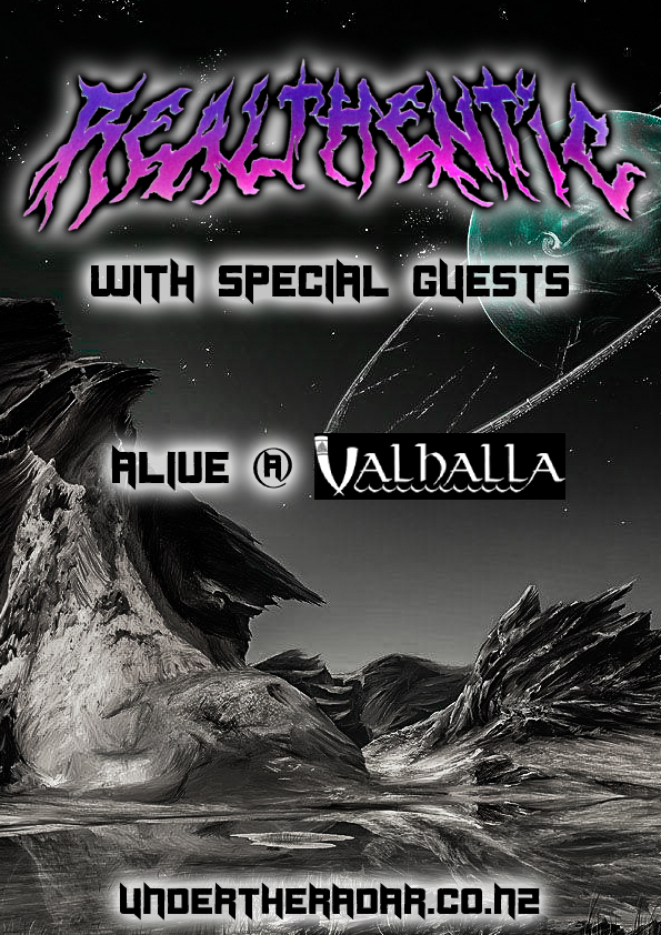 Realthentic w/ Special Guests Alive