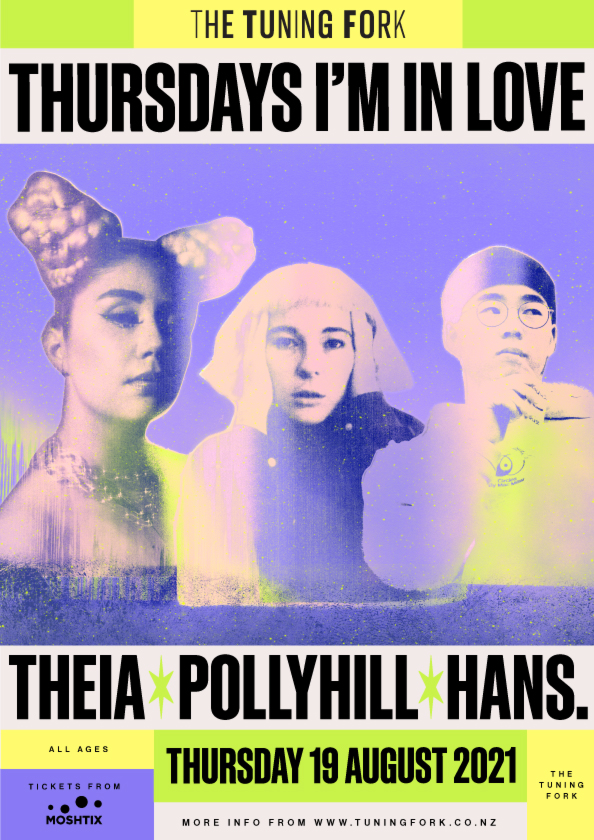 Theia, Pollyhill And Hans.