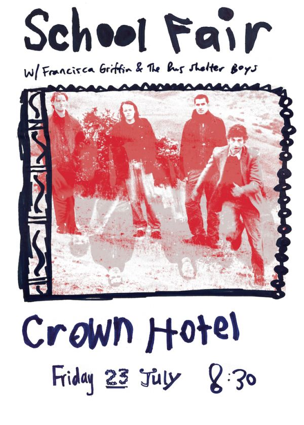 School Fair Live At The Crown Hotel