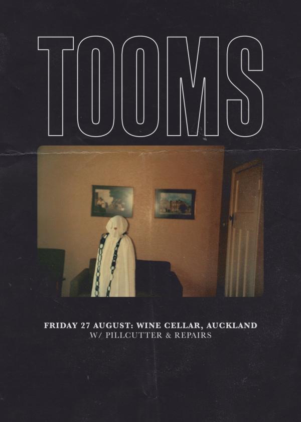 TOOMS NZ Tour - Cancelled