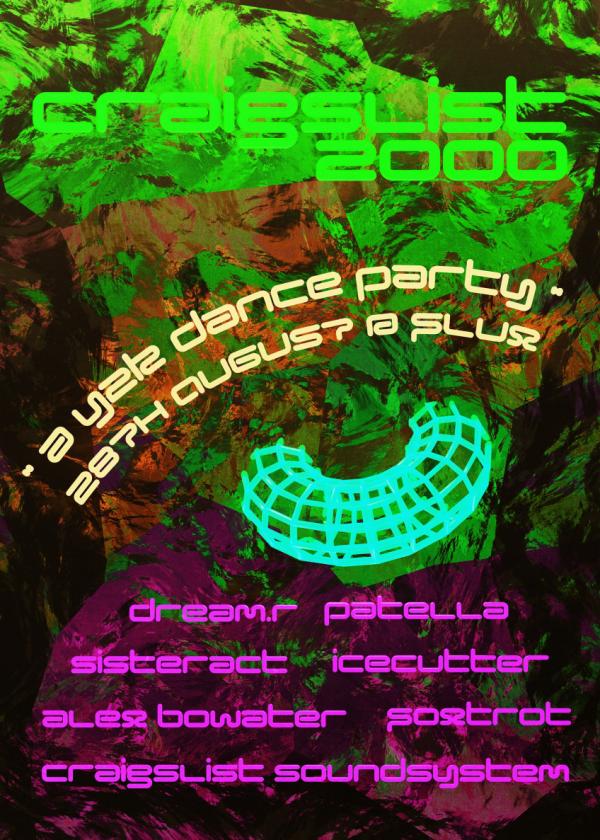 Craigslist2000: A Y2k Dance Party