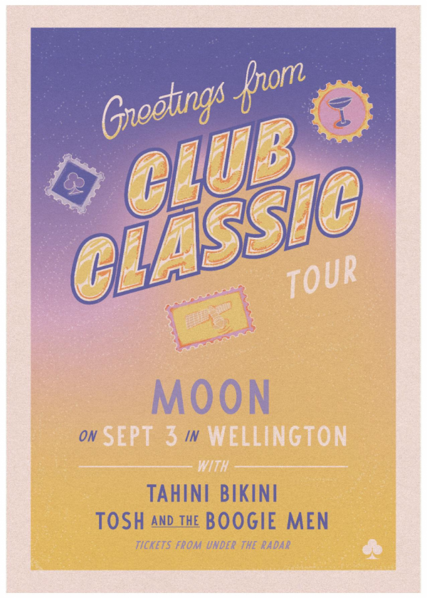 Greetings From Club Classic Tour