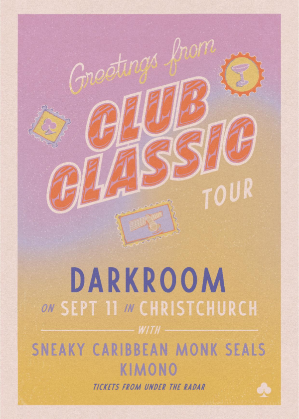 Greetings From Club Classic Tour - Cancelled