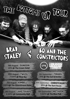 Bo-And-The-Constrictors--Brad-Staley---The-Bottoms-Up-Tour