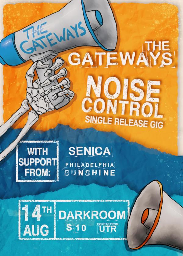The Gateway's Single Release w/ Senica And Philadelphia Sunshine