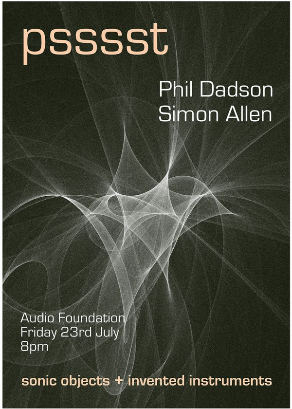 Phil Dadson And Simon Allen