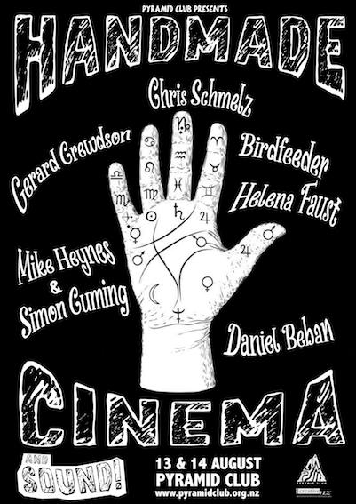 Handmade Cinema And Sound - Night 1