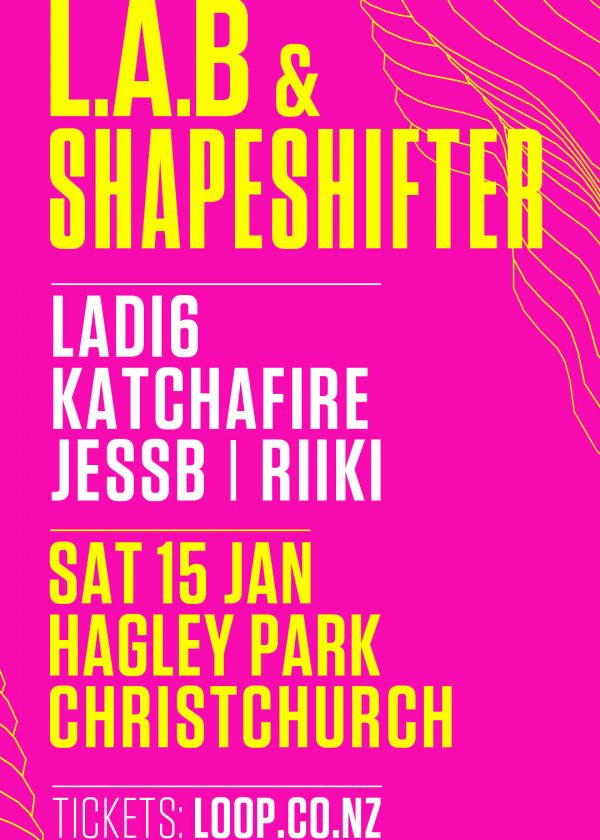 L.A.B And Shapeshifter