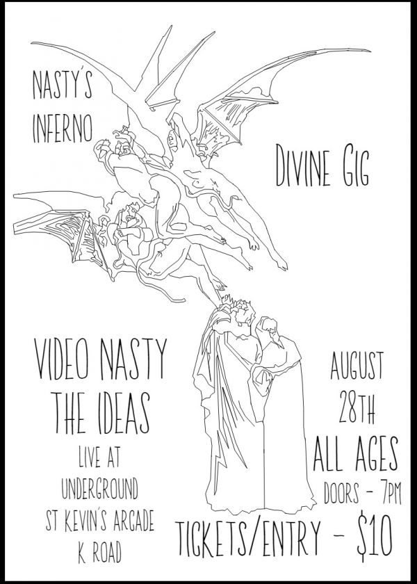 Video Nasty And The Ideas