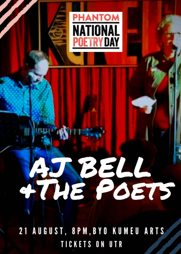 Aj Bell And The Poets