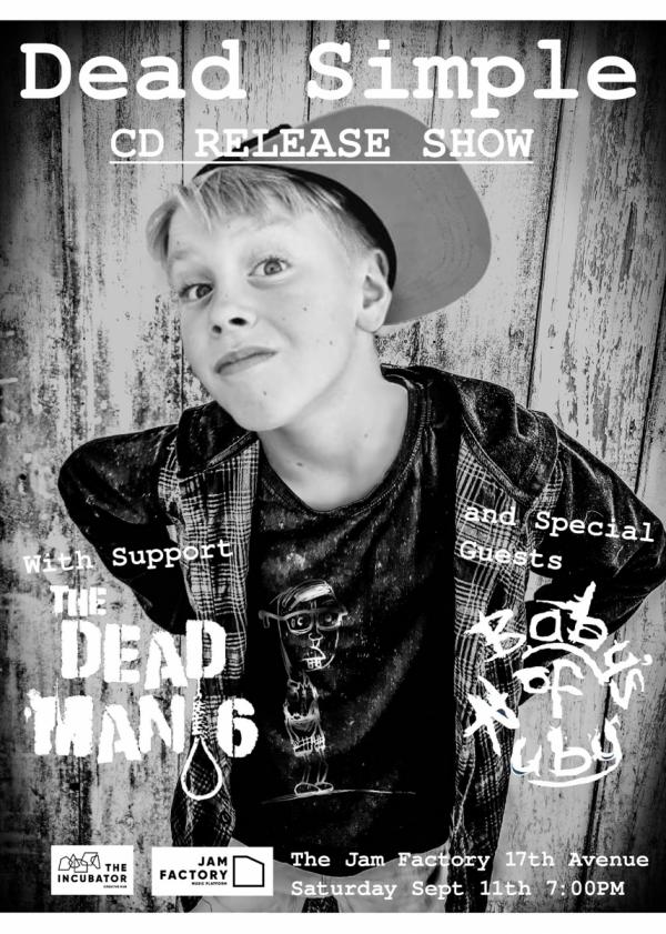 Dead Simple Album Launch