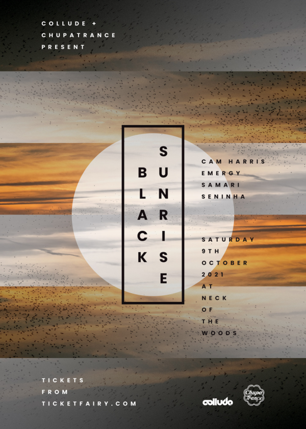 Collude And Chupatrance - Black Sunrise