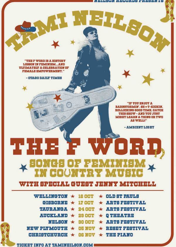 Tami Neilson  - The F Word- Songs Of Feminism In Country Music