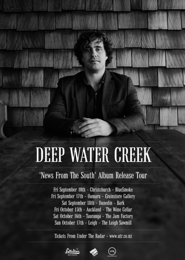 Deep Water Creek - 'News From The South' Album Release - Cancelled