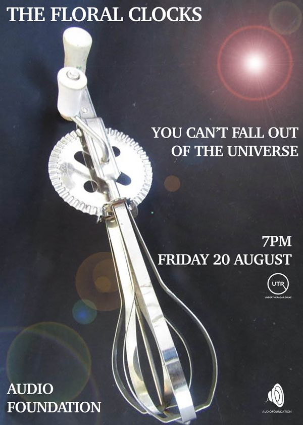 The Floral Clocks - You Can't Fall Out Of The Universe - Cancelled
