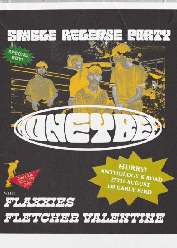 Honeybee Single Release Party