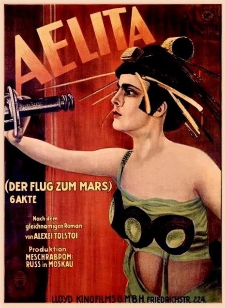 Aelita: Queen Of Mars (Russia 1924)