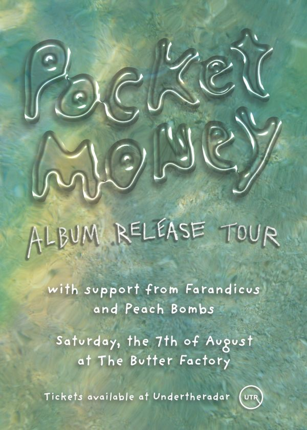 Pocket Money Album Release