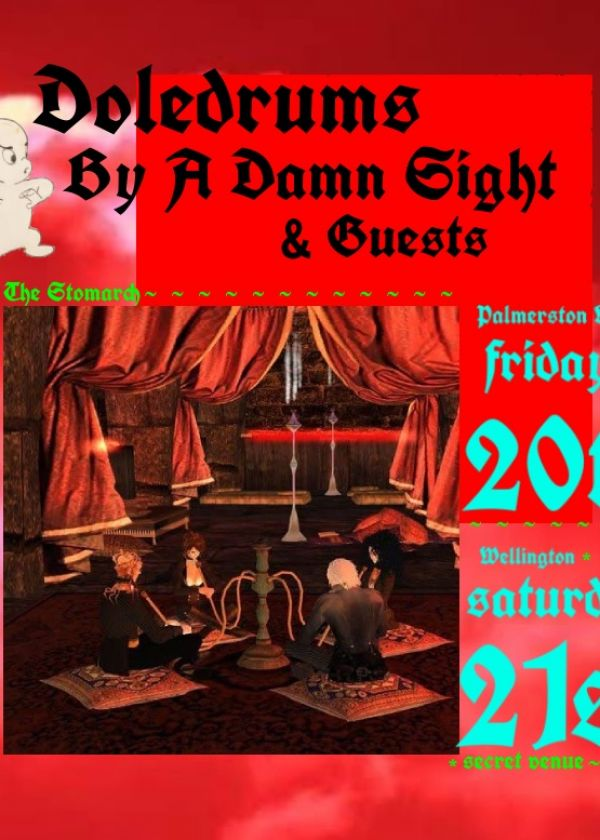 Doledrums + By A Damn Sight [cancelled]
