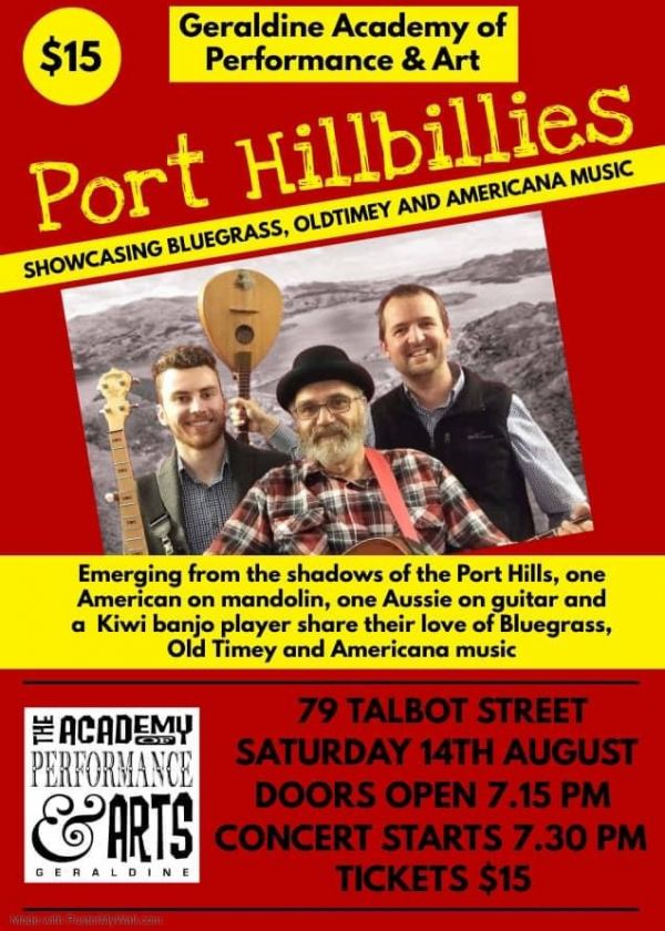 Port Hillbillies