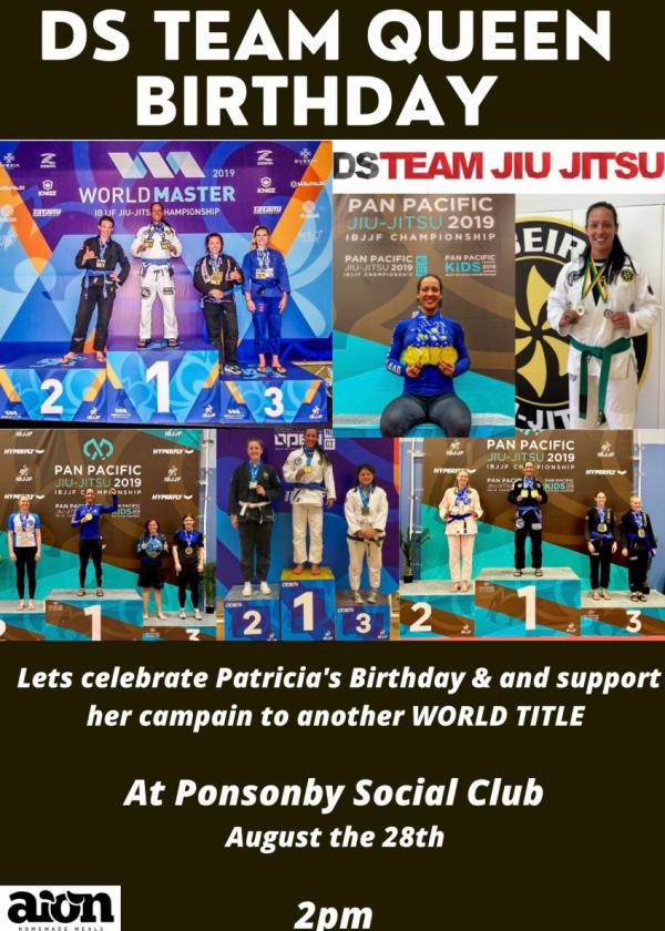 DS Team Queen Birthday