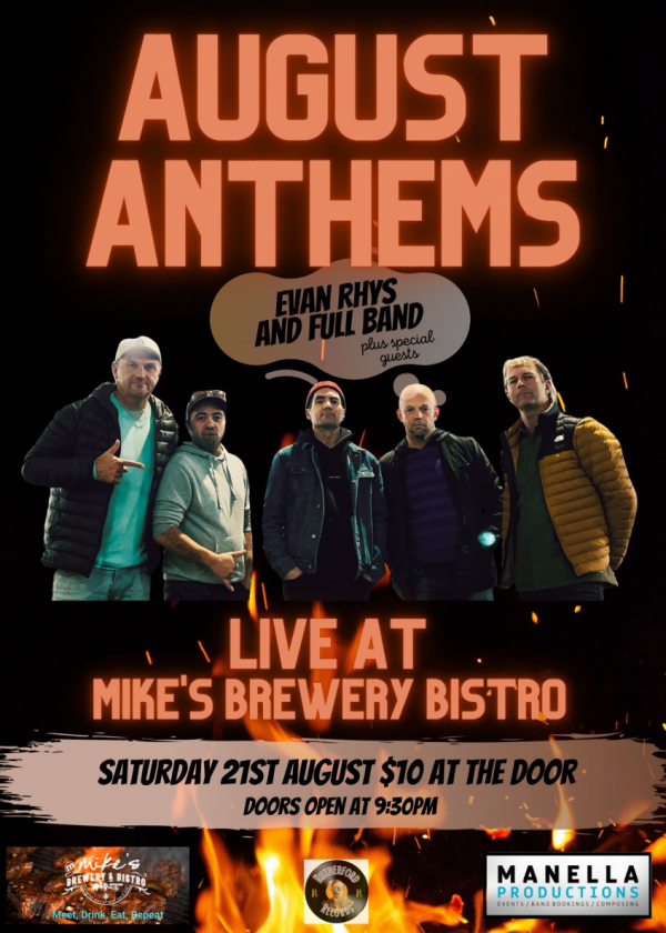 August Anthems