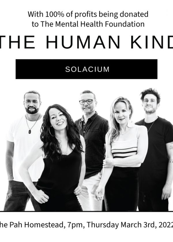 New Date: The Human Kind - Solacium