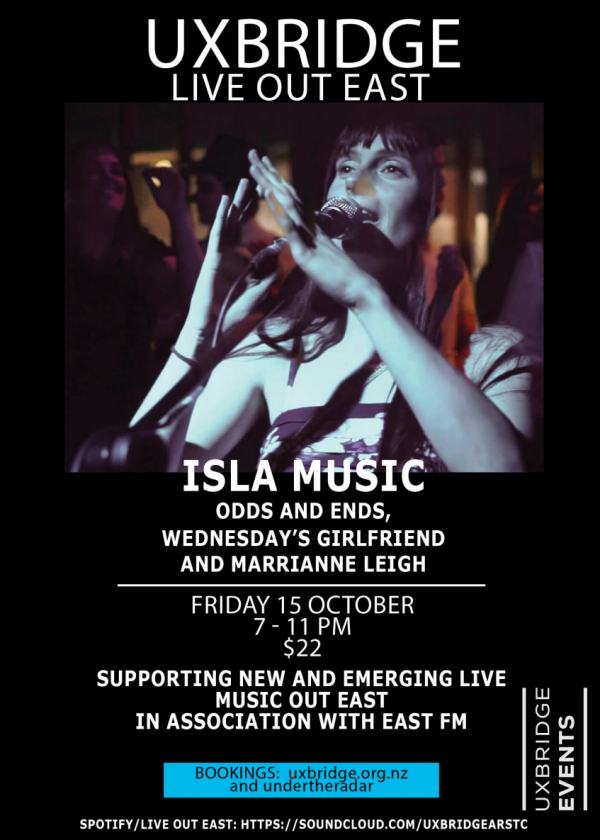 Isla Music, Odds And Ends, Marianne Leigh, Wednesday's Girlfriend