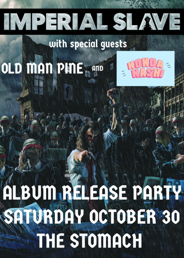 Imperial Slave Album Release Show (All Ages)
