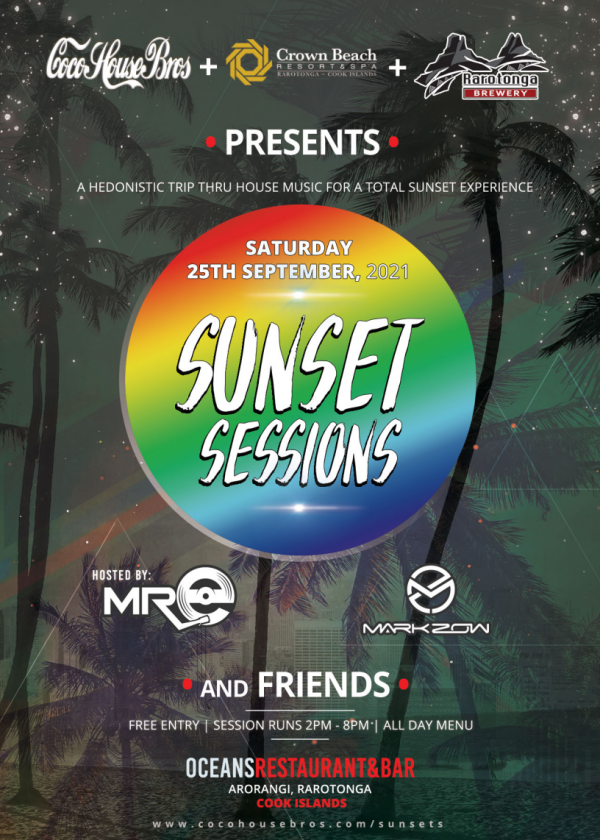 Sunset Sessions by Coco House Bros : 009