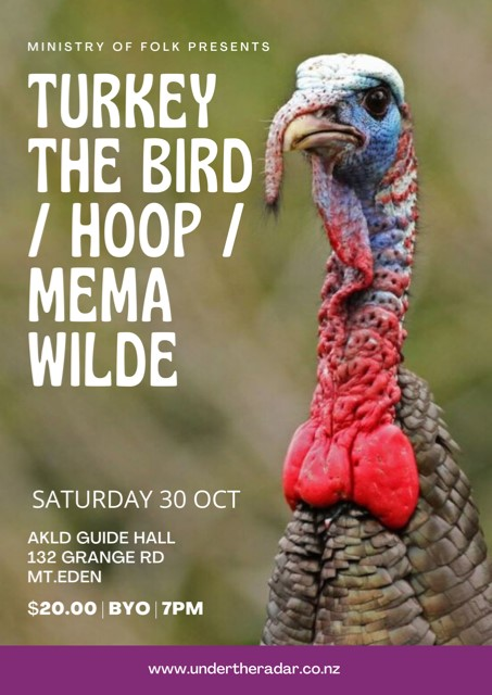 The Ministry Of Folk -  Turkey The Bird, Mema Wilda And Hoop