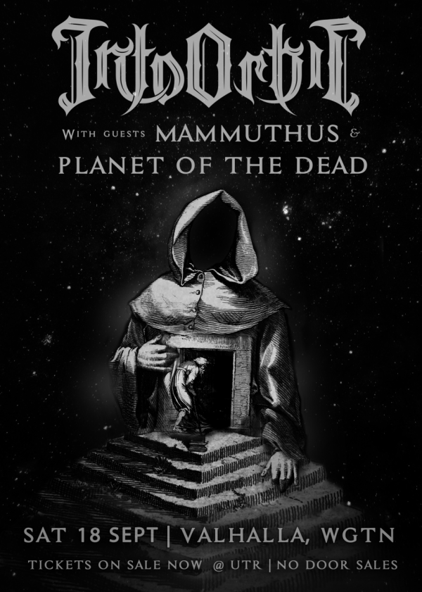 Into Orbit, Planet Of The Dead, Mammuthus